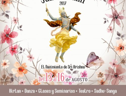 Festival de Sri Krishna Janmastami 2017
